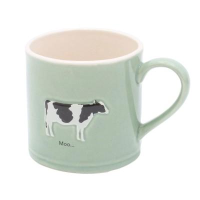 Bailey Mug 250ml Cow Green