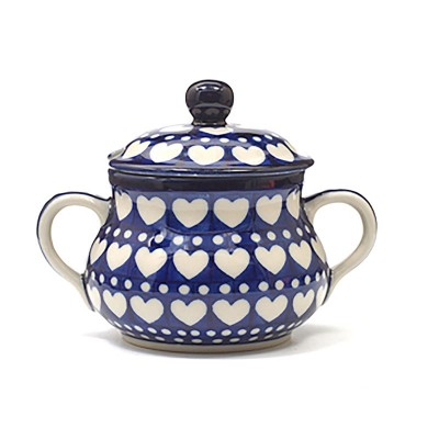 Suikerpot Blue Valentine