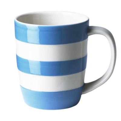 Mug 12 oz. Cornish Blue