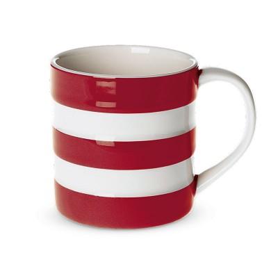 Mug 6 oz. 180 ml. Cornish Red