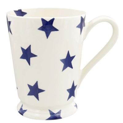 Cocoa Mug Blue Star