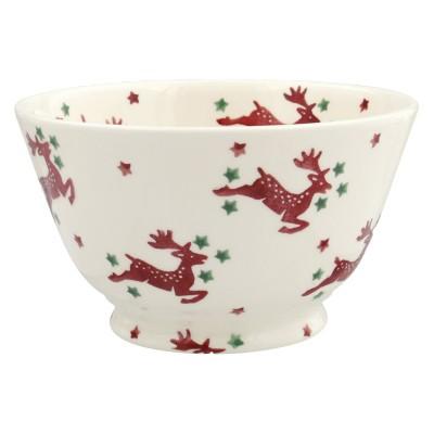 Old Bowl Reindeer
