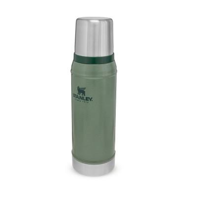 The Legendary Classic Bottle 0,75L Hammertone Green