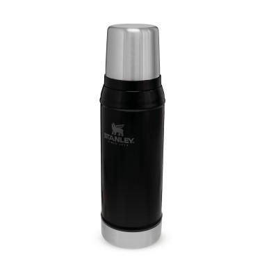 The Legendary Classic Bottle 0,75L Matte Black