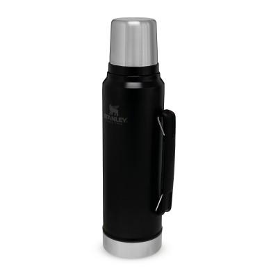The Legendary Classic Bottle 1,00L Matte Black