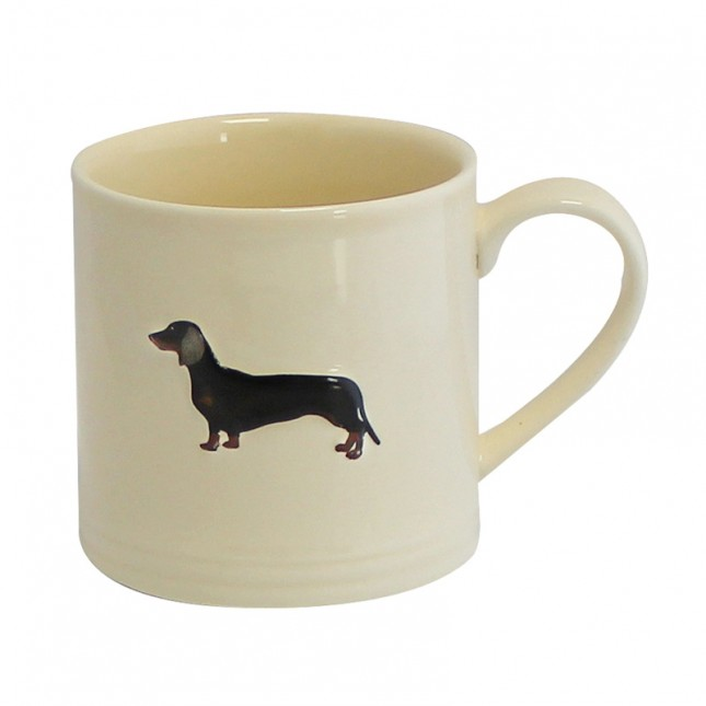 Bailey Mug 250ml Teckel Cream