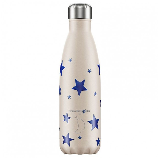 Chilly's Bottle Blue Star 500ml