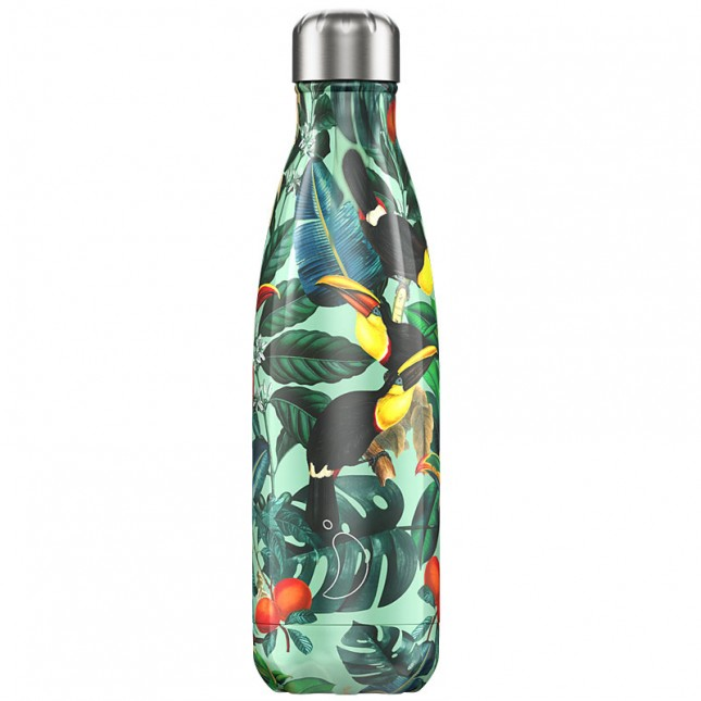 Chilly's Bottle Tropical Toucan 500ml