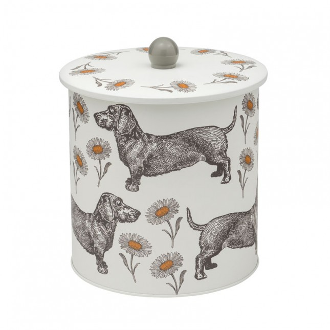 Biscuit Barrel Teckel Daisy