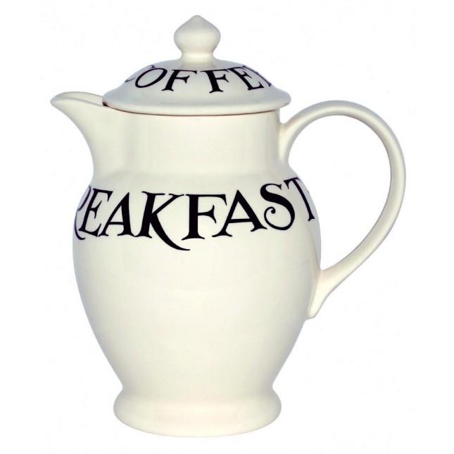 Coffee Pot Black Toast
