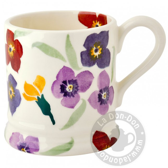 Half Pint Mug Wallflower