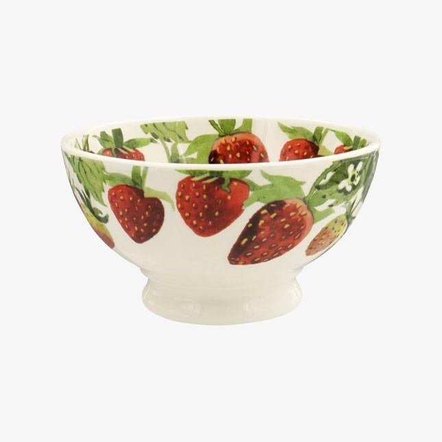 French Bowl Strawberries