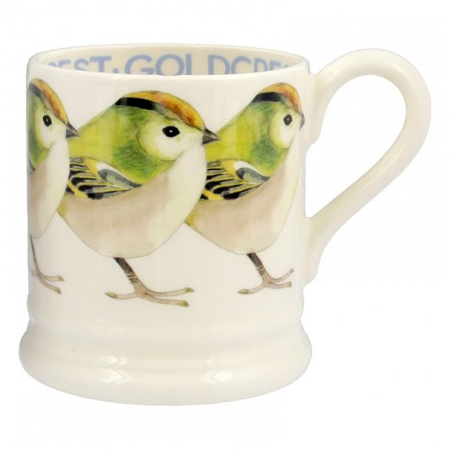 Half Pint Mug Goldcrest