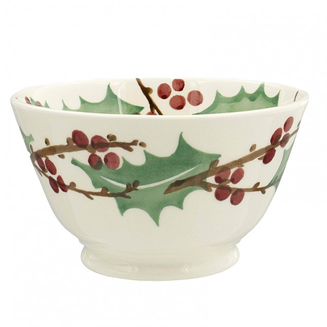 Old Bowl Winter Berry