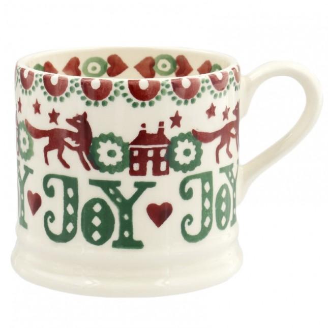 Small Mug Red & Green