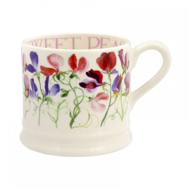Small Mug Sweet Pea Multi