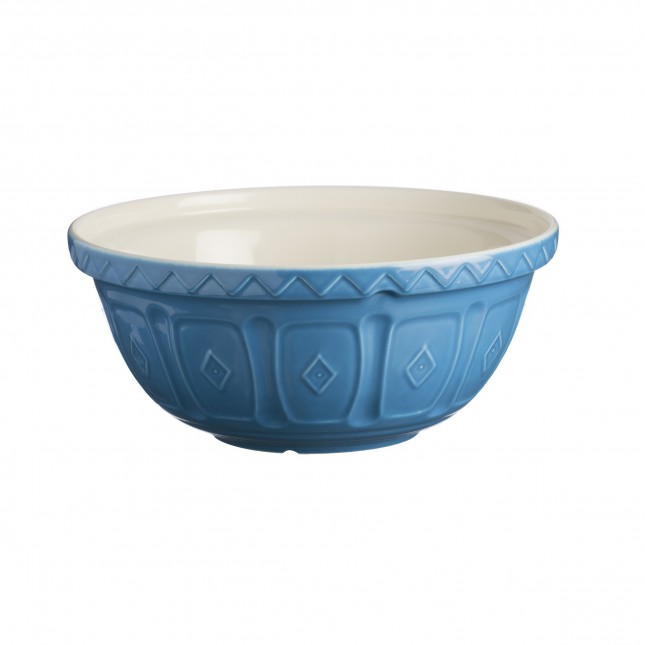 Mengkom Coloured Azure 26 cm.