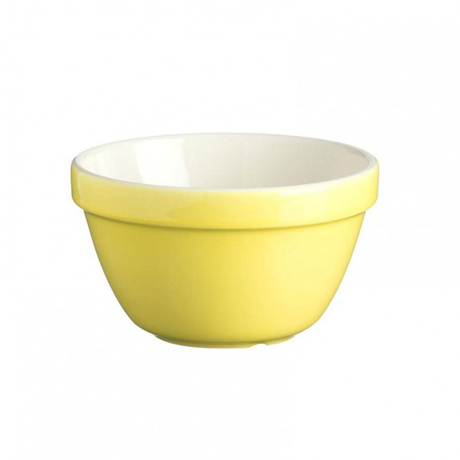Pudding Basin Yellow