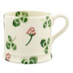 Small Mug Clover Flower