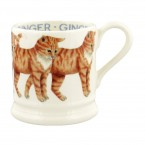 Half Pint Mug Cat Ginger