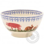 Bowl Deep Cereal Farm Animals