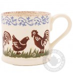 Small Mug Cock & Hen