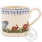 Small Mug Farm Animals
