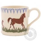 Small Mug Horses