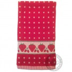 Handdoek BC Strawberry Red