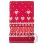 Handdoek Valentine Red