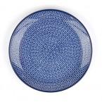 Bord 25.5 cm. Blue Diamond