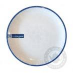 Bord 20 cm. White Lace