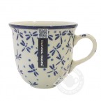 Tulp Mug 200ml. Damselfly