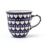 Tulp Mug 340ml. Blue Valentine