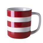 Mug 10 oz. Cornish Red