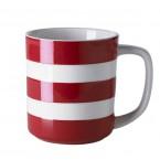 Mug 10 oz. Cornish Red