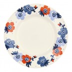 10 1/2 Inch Plate Anemone