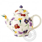 4 Cup Teapot Wallflower