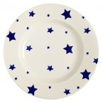 8 1/2 Inch Plate Starry Skies