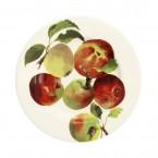 8 1/2 Inch Plate Vegetable Garden Apples