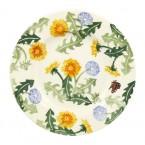 8 1/2 Inch Plate Dandelion