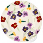 8 1/2 Inch Plate Wallflower