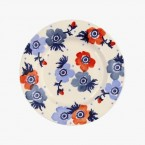 8 1/2 Inch Plate Anemone