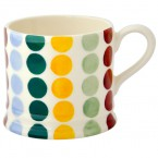 Baby Mug Polka Dots Stacks