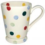 Cocoa Mug Polka Dots