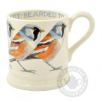 Half Pint Mug Bearded Tit