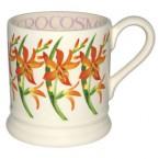 Half Pint Mug Crocosmia