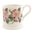 Half Pint Mug Dog Rose
