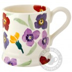 Half Pint Mug Wallflower