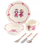 Melamine Set Dancing Mice
